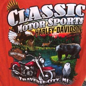 Harley-Davidson men's large t-shirt